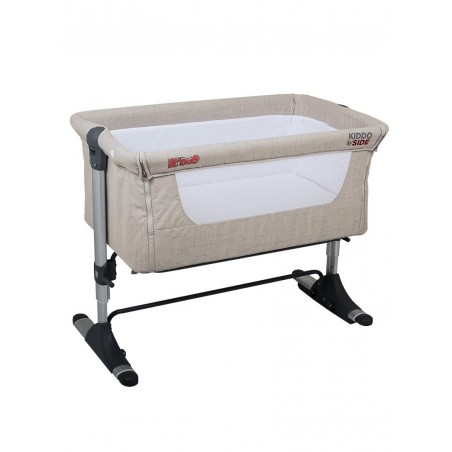 Patut Co-Sleeper Kiddo by My Side Beige