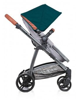 Carucior Kiddo Jazz 2 in 1Emerald