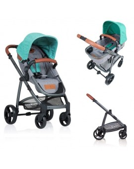 Carucior Kiddo Jazz 2 in 1 Mint