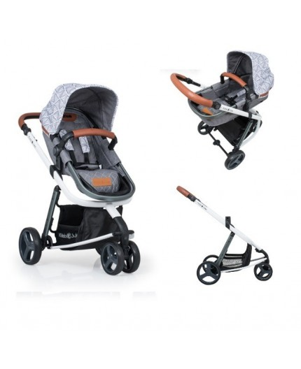 Carucior Kiddo Juke 2 in 1 Triangle